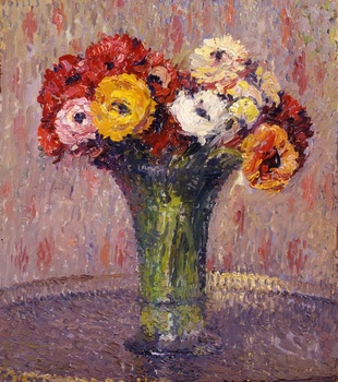 Bouquet de Fleurs by Henri Martin (French, 1860 - 1943)