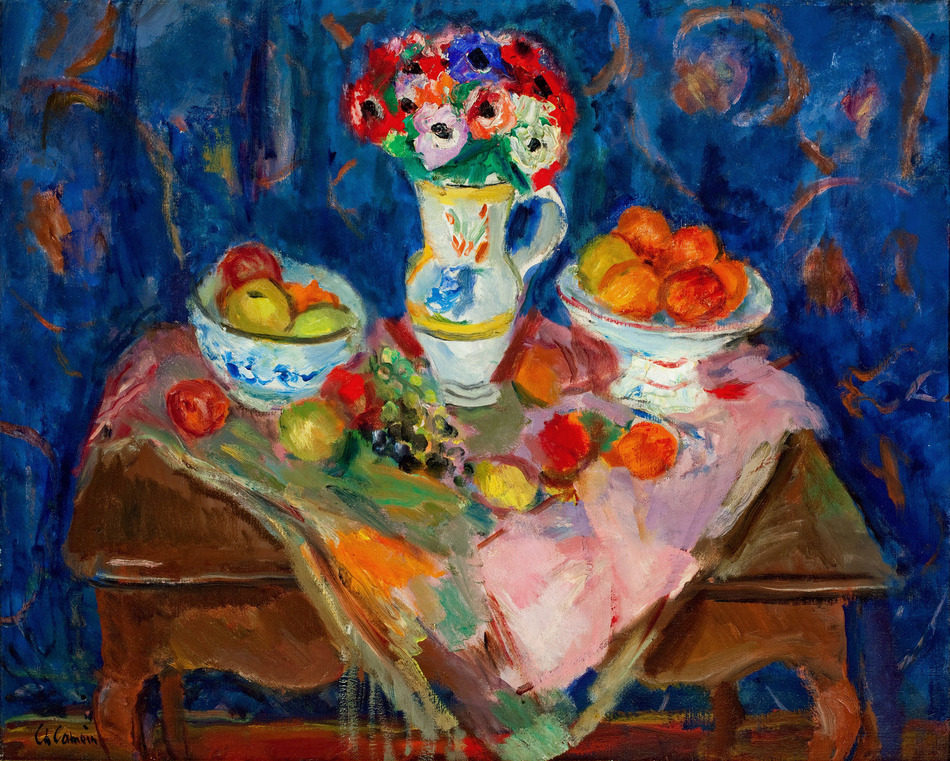 Nature Morte by Charles Camoin (French, 1879 - 1965)