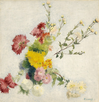 Frise de Fleurs by Achille Laugé (French, 1861 - 1944)